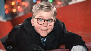 A Christmas Story little boy