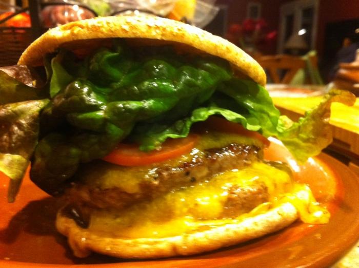 Oram Burger!