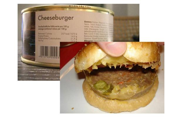 canned cheeseburger recipe