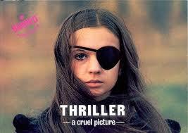 Christina Lindberg Thriller
