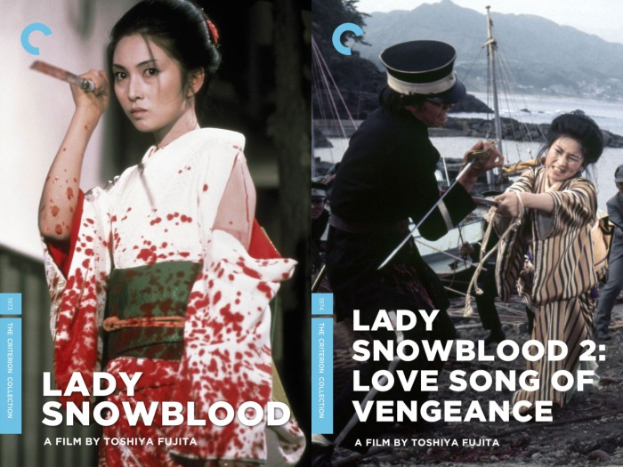 Lady Snowblood Criterion Collection