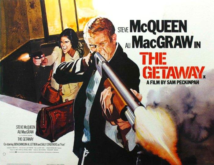 great action film the getaway