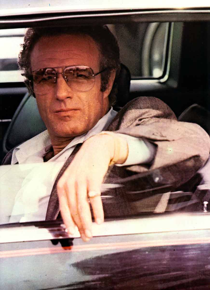 James Caan thief