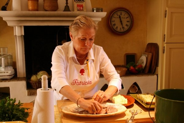 Patricia Wells cooking classes