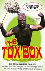 the toxic avenger tox box