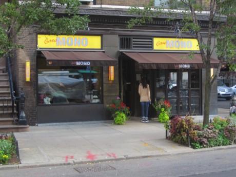Casa-Mono restaurant