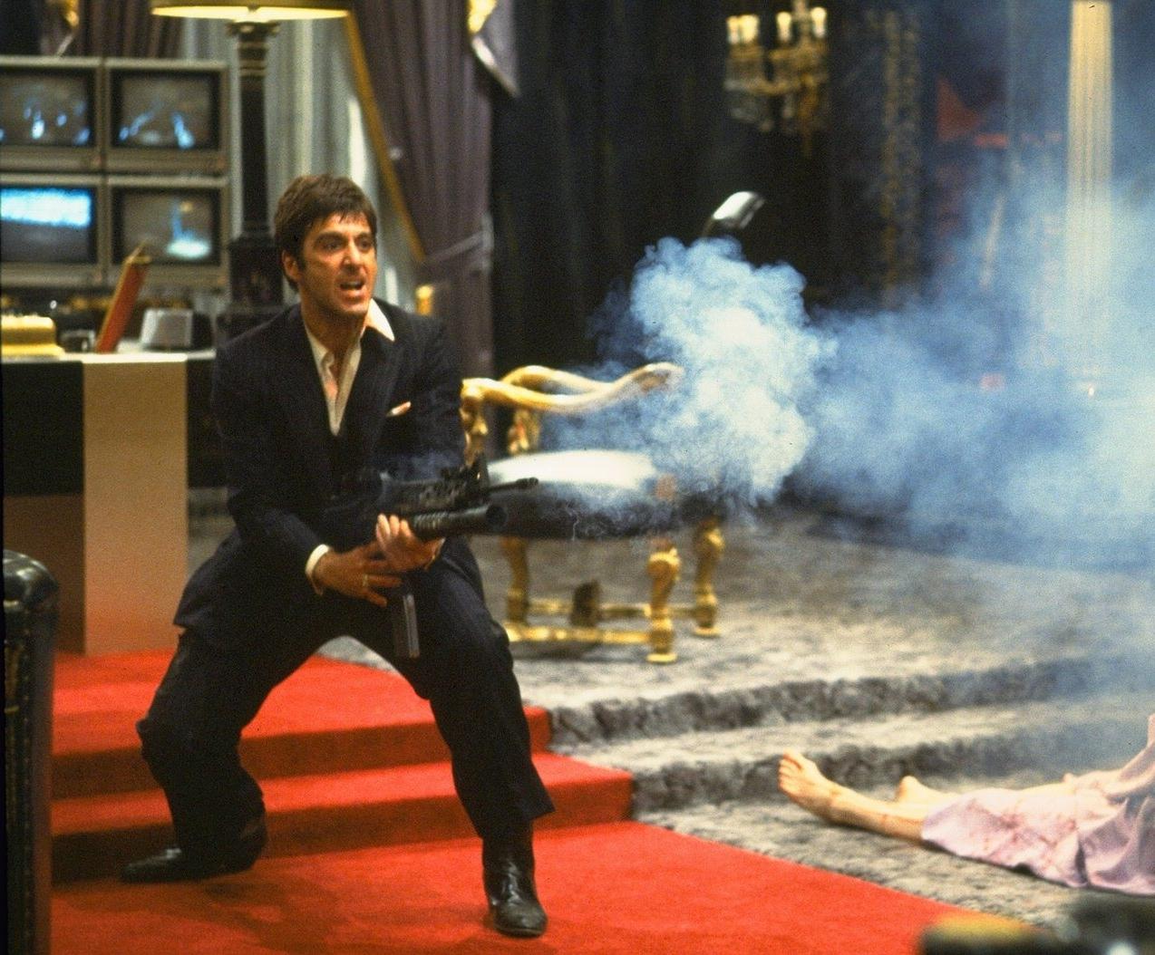 Scarface Phantoms Obsessions A Celebration Of Depalma Johnrieber