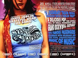 Festival Express Cover