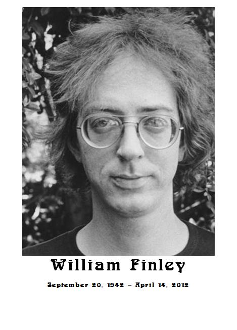 the �phantom� is gone an appreciation of william finley