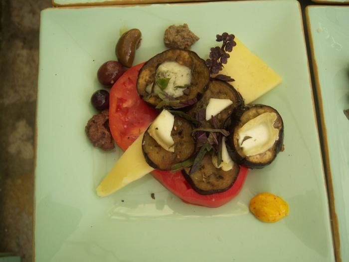 Alex Eggplant Dish CU
