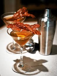 Bacon Martini