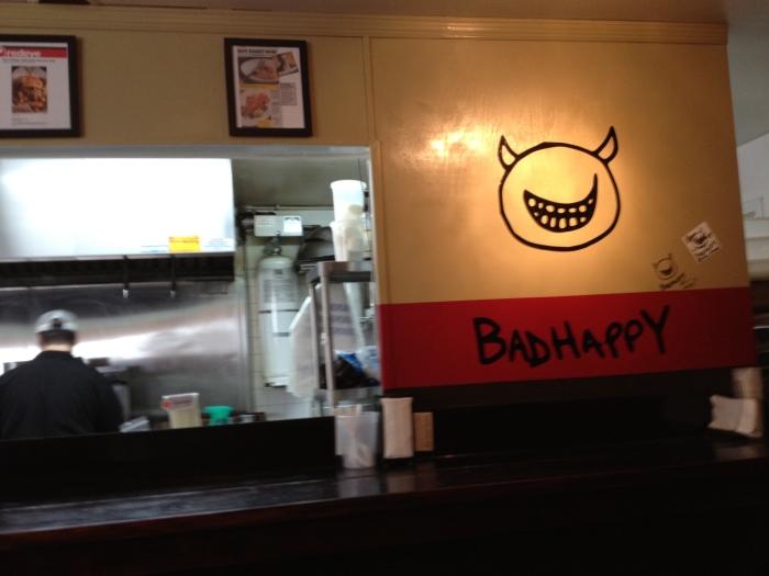 badhappy logo