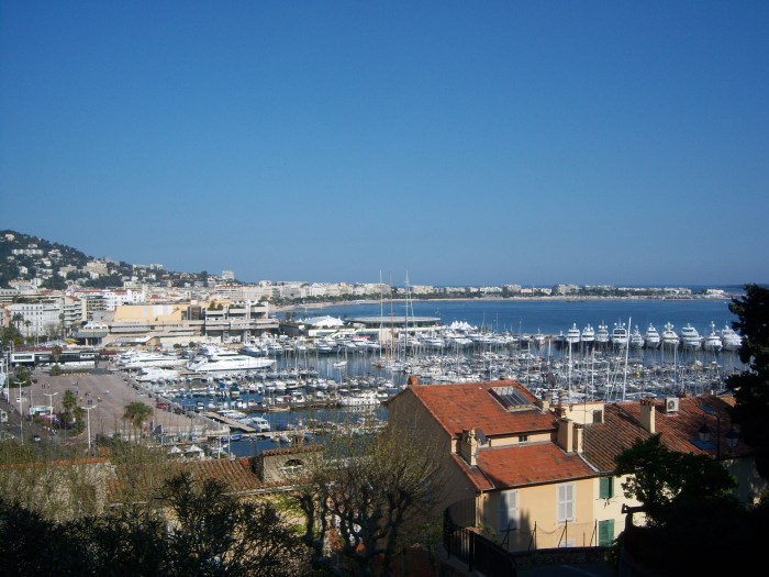 Cannes France facts