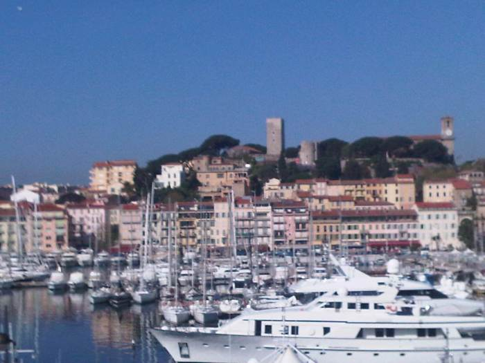 Old Cannes Port