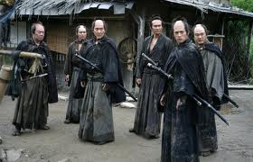 13 Assassins asian action film