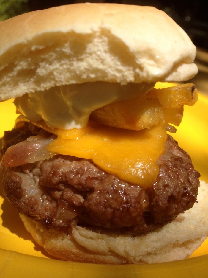 FF Cheeseburger
