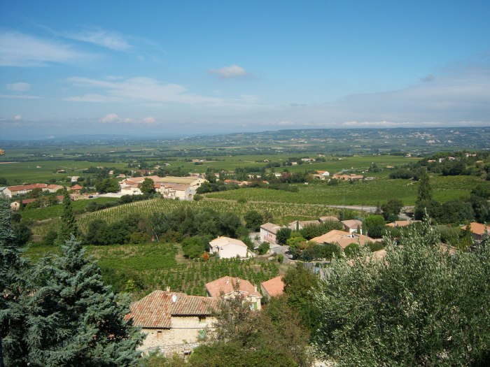 Touring France and Provence