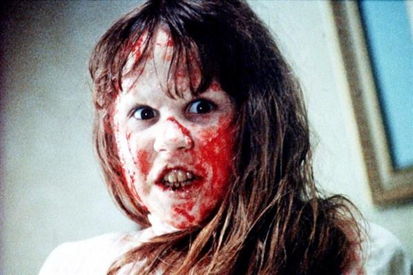 The Exorcist shocking scene