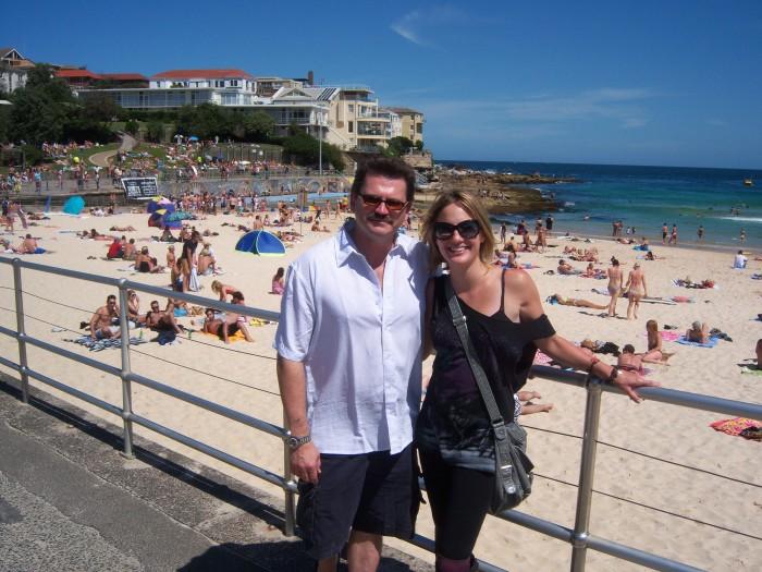 sydney bondi beach tourst