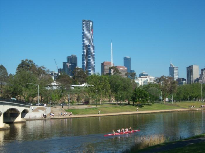 Melbourne Eureka Tower