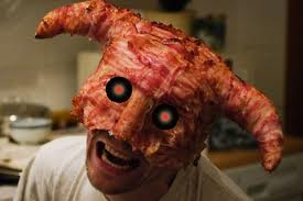 Bacon Helmet!