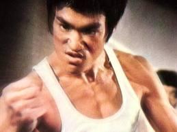 Bruce Lee fight