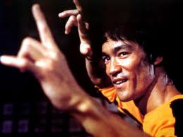 Bruce Lee Kung Fu Hands