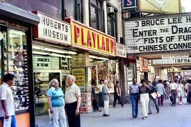grindhouse theaters in New York