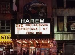 XXX theaters