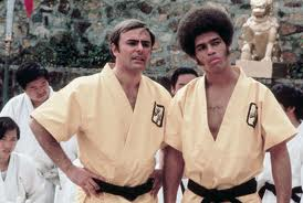 Jim Kelly John Saxon