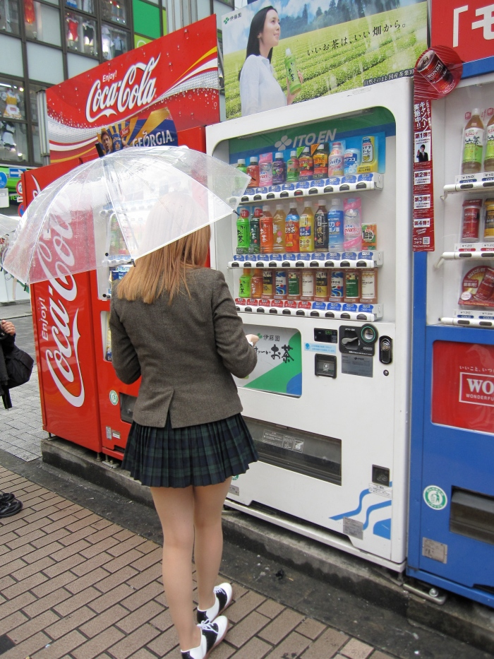 Alex Sim Wise Vending Machines