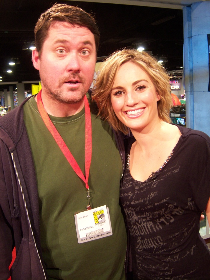 Alison Haislip and Doug Benson