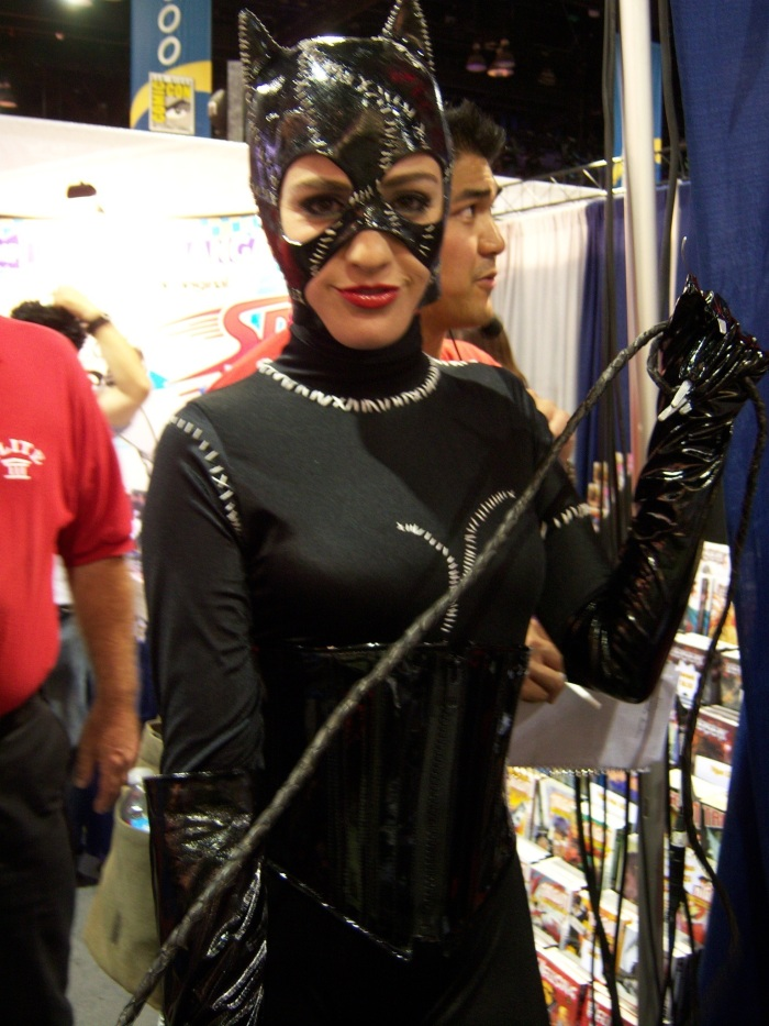 Alison Haislip as Catwoman
