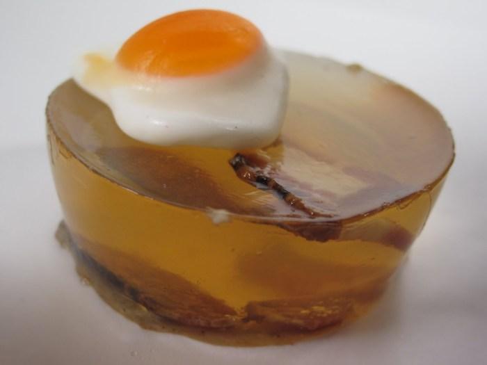 unique recipes bacon and egg alcohol jello
