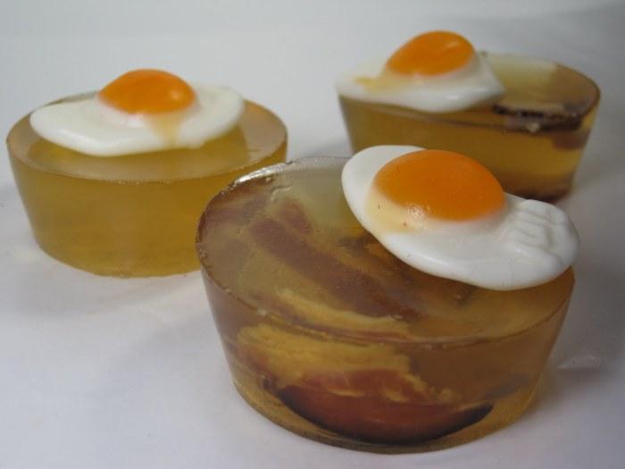 bacon and egg jello recipe