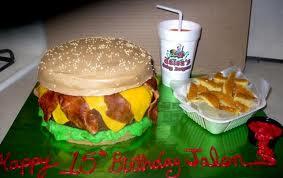 bacon cheeseburger cake recipe