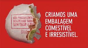 brazil burger ad