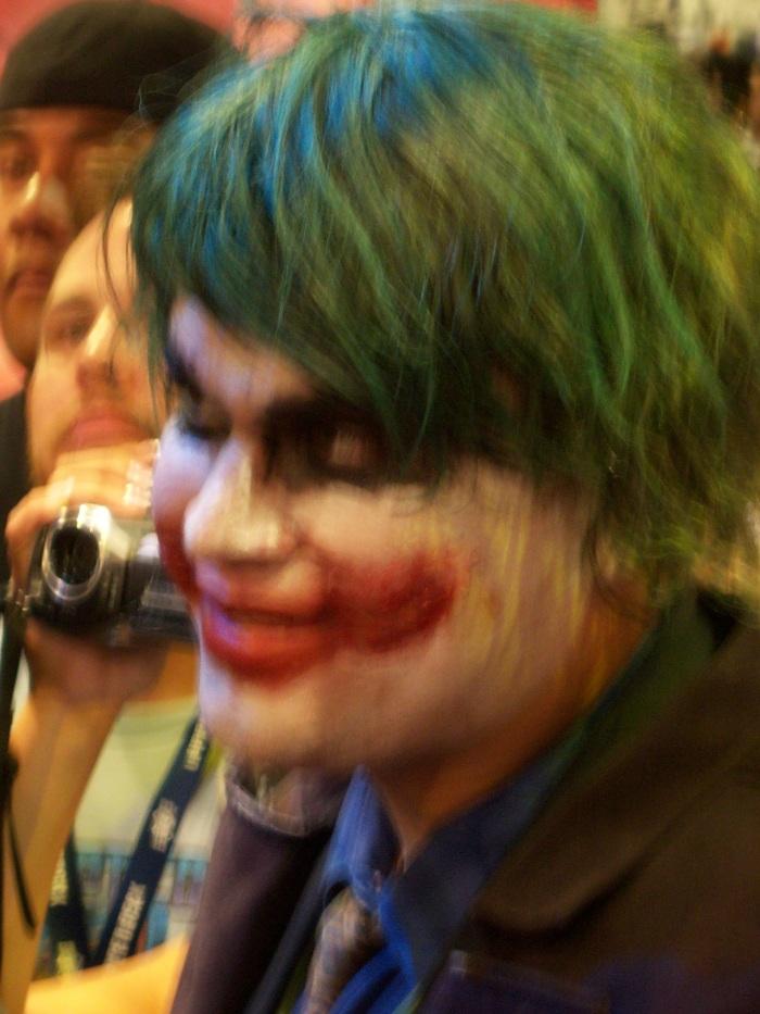 Comic Con Joker