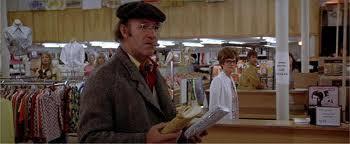Gene Hackman Scarecrow
