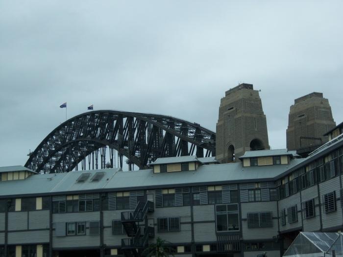 harbor bridge sydney