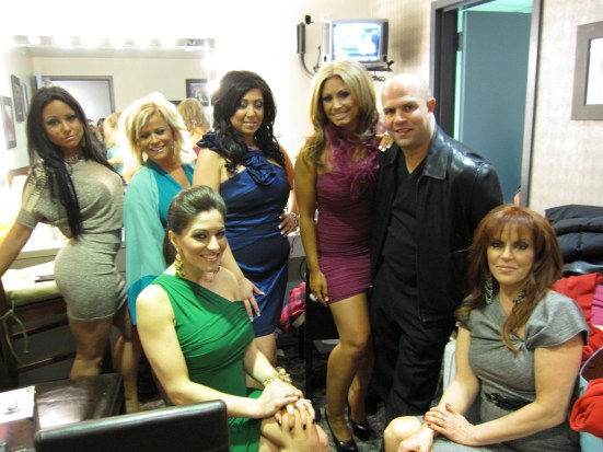Now olivia jerseylicious The Cast