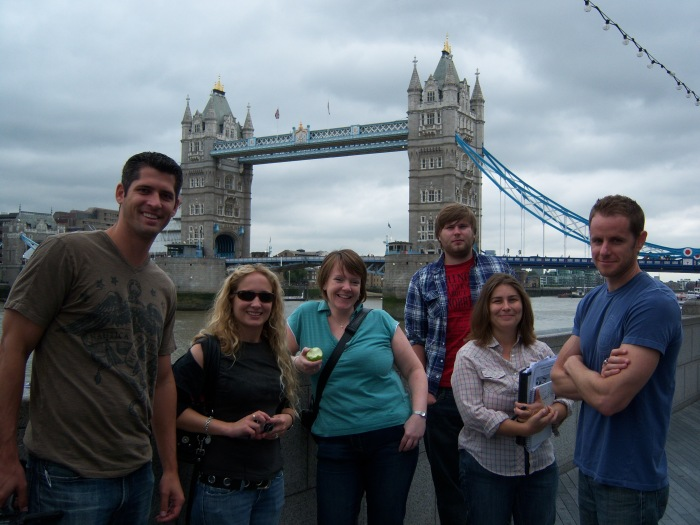 London Production team