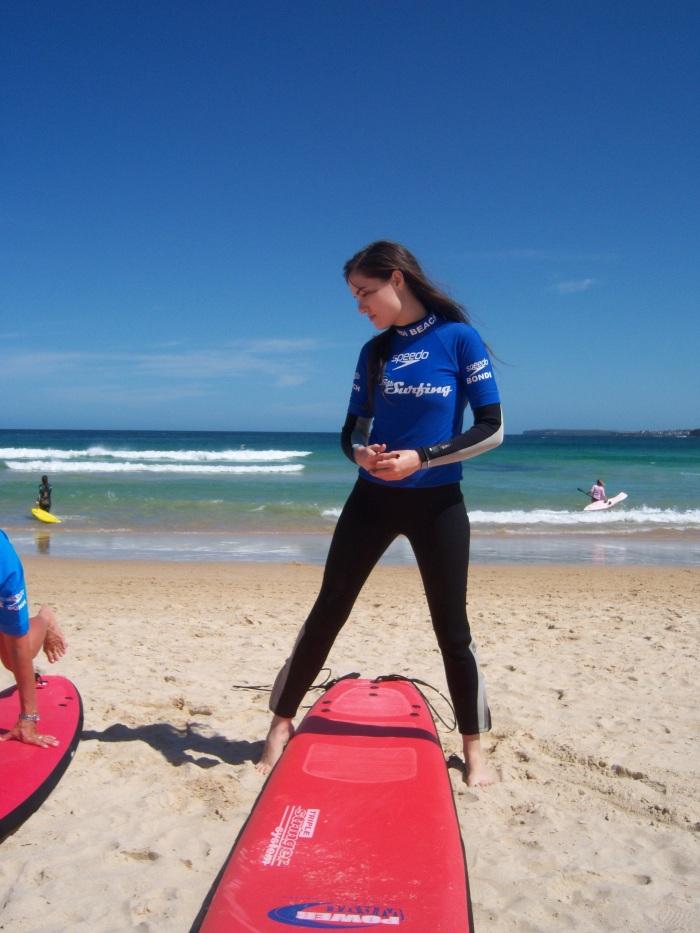 Sasha Grey Surf