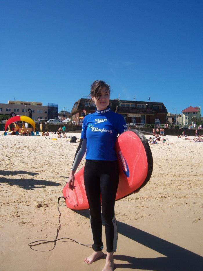Sasha Grey Surfboard
