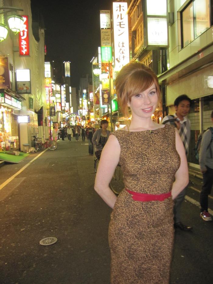 alex sim wise tokyo at night