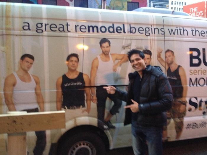 built van new york
