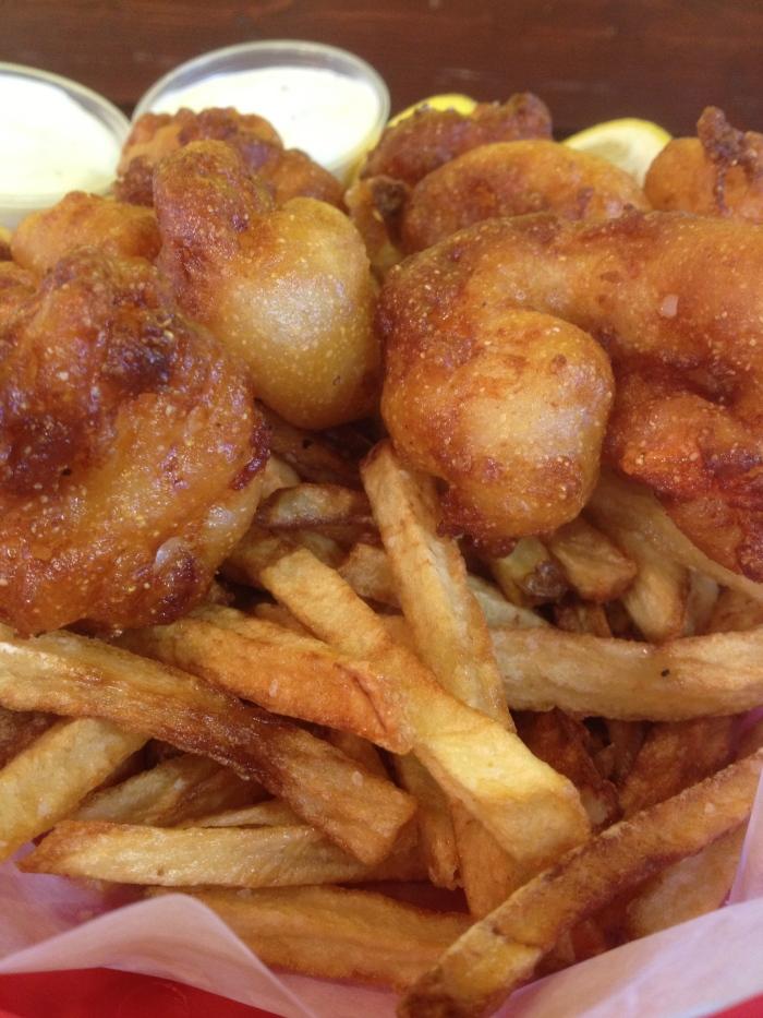 big & little's fried shrimp