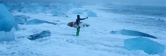 iceland surfing