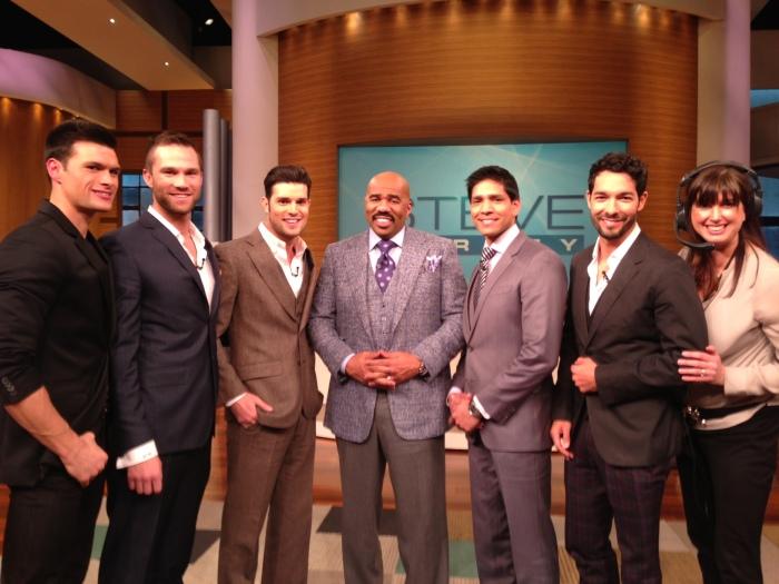 Steve Harvey Show Cast