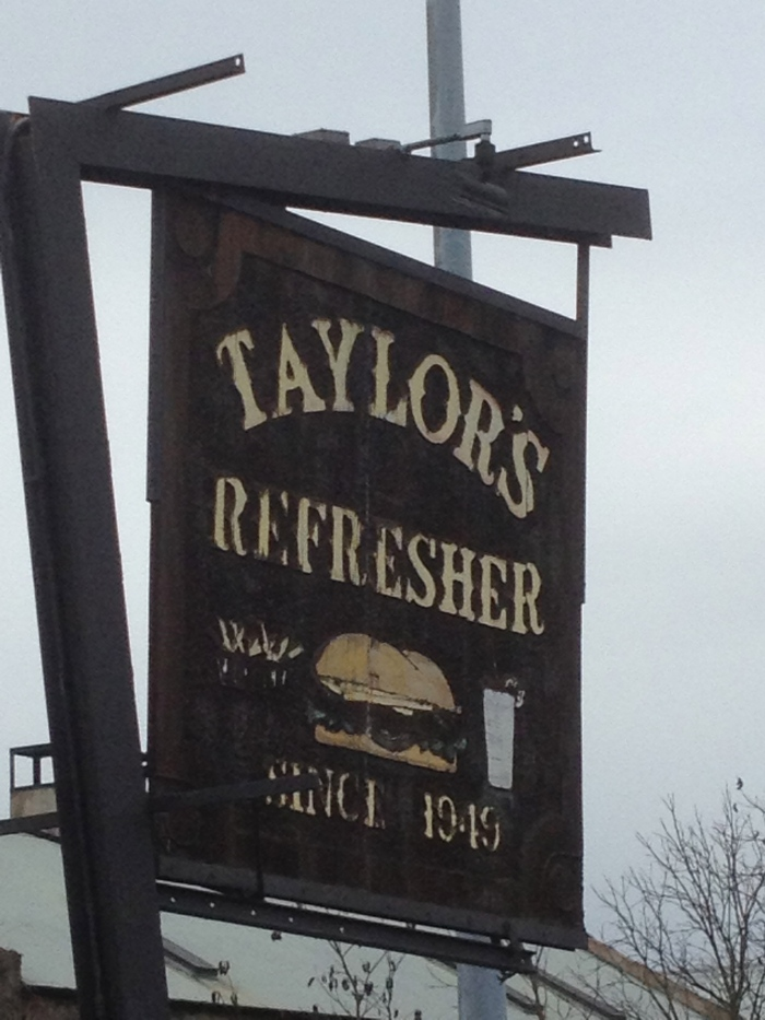 Taylors Refresher